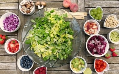 Łuszczyca a dieta